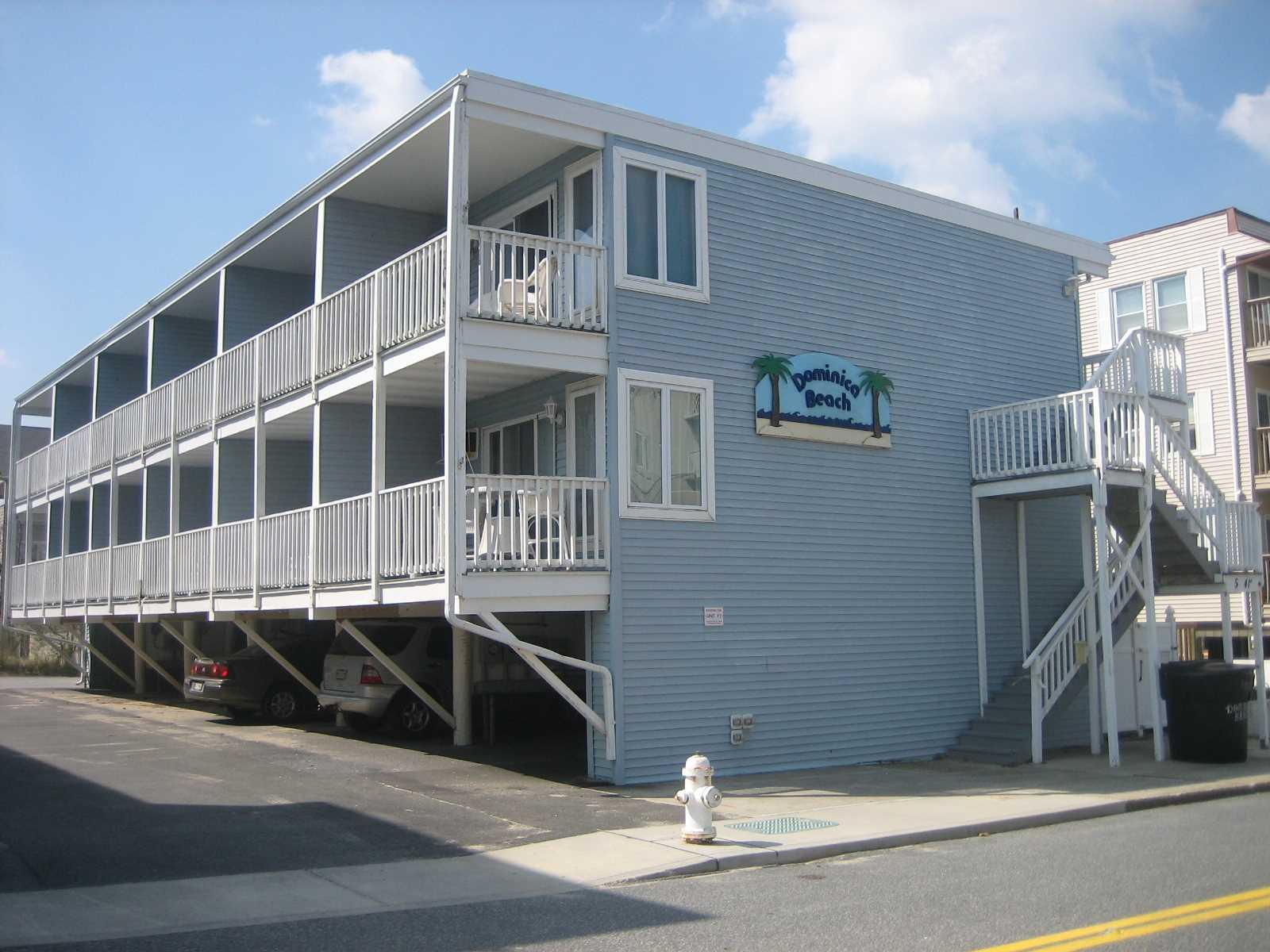 Dominic Beach Building