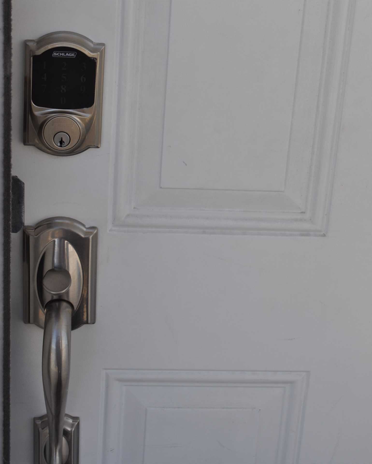 Electronic Entry lock