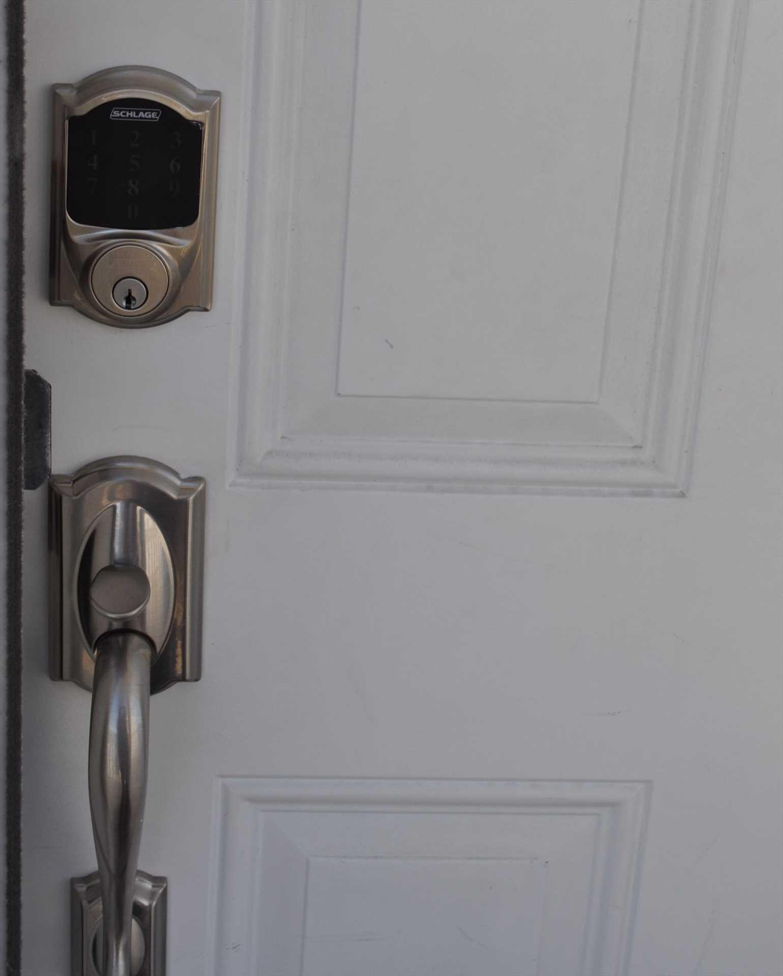 Electronic Entry lock